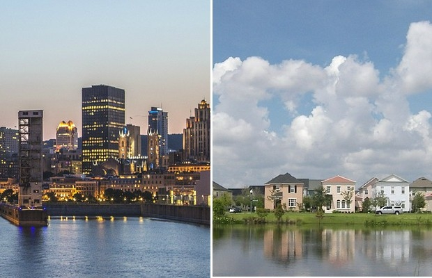 City or suburbs? 4 factors to help you choose
